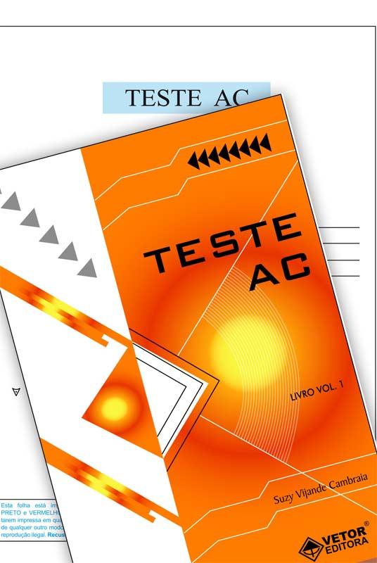 Teste AC - Teste Atenção Concentrada - 1