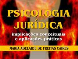 Livros de Psicologia Jurídica - 2