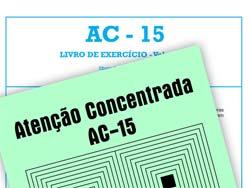 Teste de Atenção Concentrada - 2